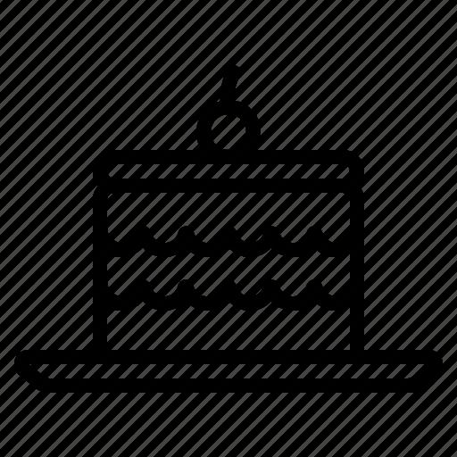 bakery, cake, food, sweet icon