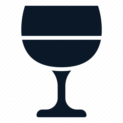 drink, glass, water, wine icon