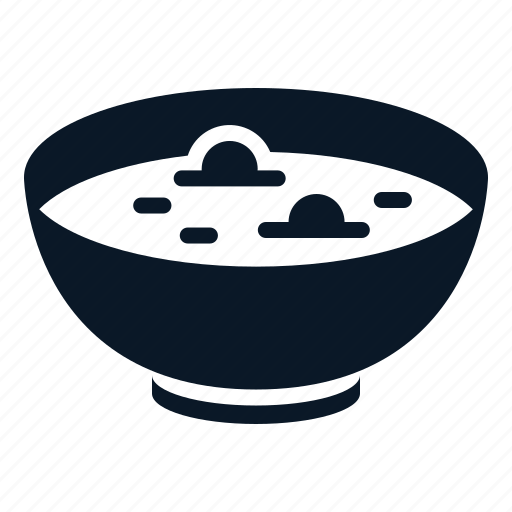 bowl, food, hot, soup icon