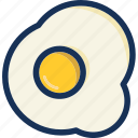 brakfast, cooking, egg, eggs, food, fried, kitchen icon