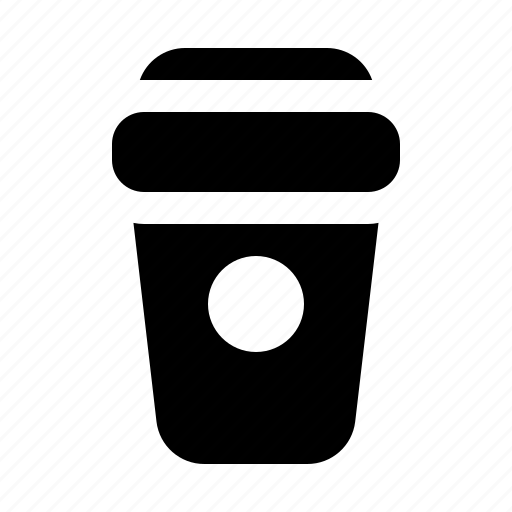 coffee, cup, drink, takeaway icon