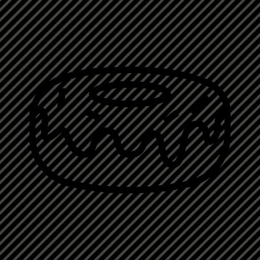 Bakery, dessert, donut, doughnut, eating, food icon - Download on Iconfinder
