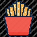 chips, food, fry, potato chips, potator, snack, theatre