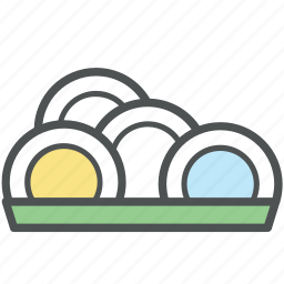 diet, food, japanese food, meal, salmon roll, sushi icon