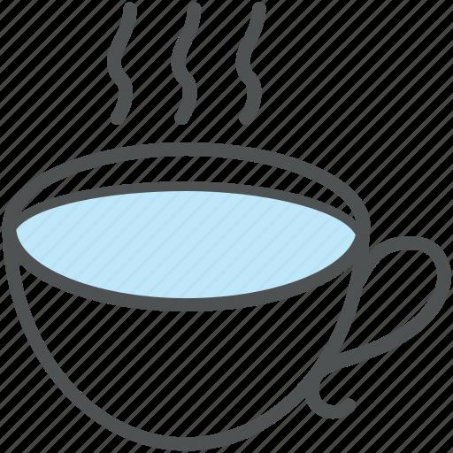 coffee, coffee cup, hot drink, hot tea, tea, tea cup icon