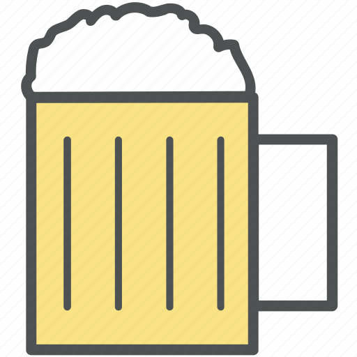alcohol, alcohol drink, ale, ale beer, beer, beer cup, drink icon