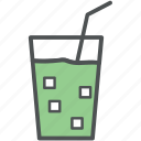 beverage, cold drink, drink, juice, lemonade icon