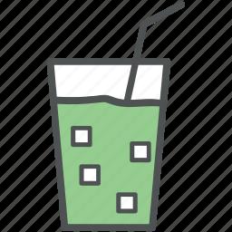 beverage, cold drink, drink, juice, lemonade icon