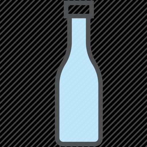 alcohol, bottle, drink, sauce bottle, wine bottle icon