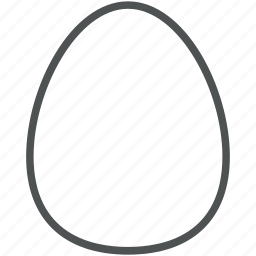 breakfast, diet, egg, food, poultry, protein icon