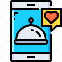 feedback, food, rate, rating icon