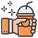 softdrink, juice, cocktail, drink, coffee, tea, cup