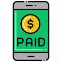 mobile, online, pay, payment