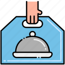 food, restaurant, takeout icon