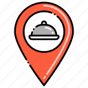 food, near, takeout, you icon