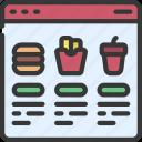 order, meal, online, diet, takeout, takeaway