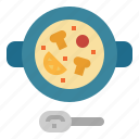 cooking, egg, fried, frying, pan
