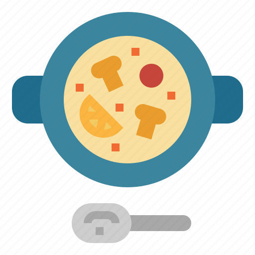 cooking, egg, fried, frying, pan icon