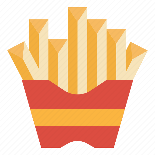 fast, food, french, fries, junk, restaurant icon