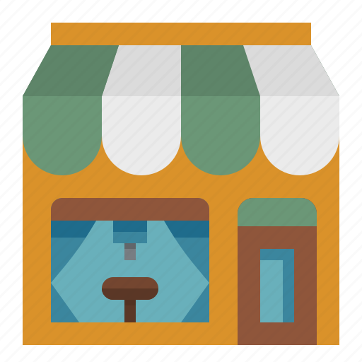 building, cafe, dinner, food, lunch, meal, restaurant icon