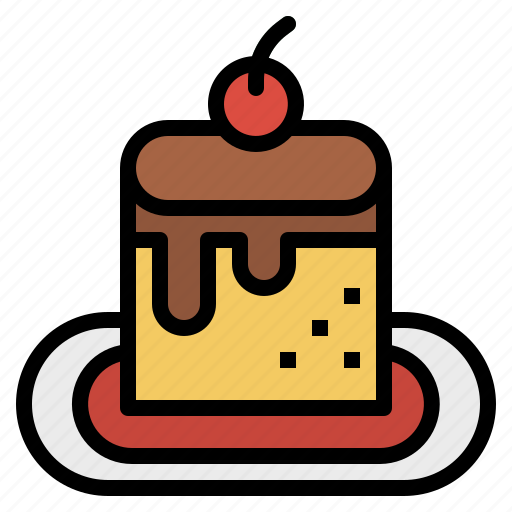 dessert, food, molded, pudding, sweet, sweets icon