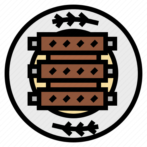 Barbecue, bbq, beef, bone, meat, pork, rib icon - Download on Iconfinder