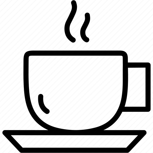 afternoon, coffee, cup, drink, hot, tea icon