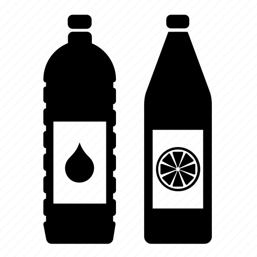 beverage, bottle, drink, juice, orange, water icon