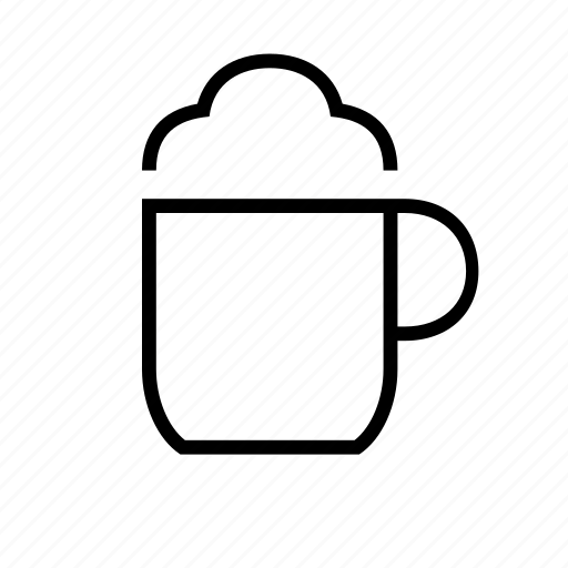 beer, beverage, drink, foam icon