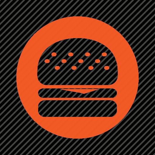 bread, burger, drink, food, hamburger, meat icon