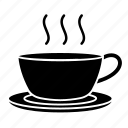 coffee, cup, drink, drinking, food icon
