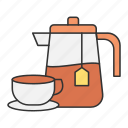 cup, drink, drinking, food, tea icon