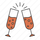 alcohol, drink, drinking, food, tequila icon