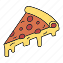 eat, eating, food, italy, pizza