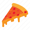 eat, eating, food, italy, pizza icon