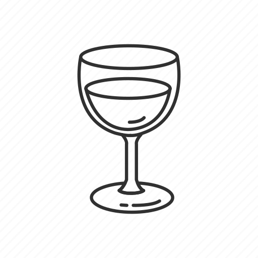 alcohol, beverage, drink, glass, red wine, wine, wine glass icon