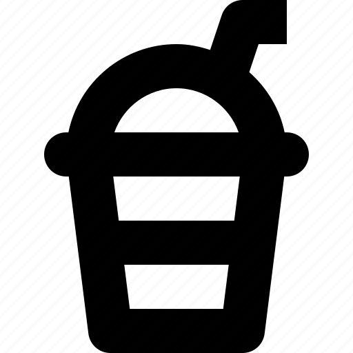 bottle, drink, milkshake, vanilla icon
