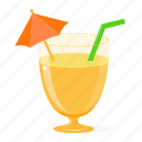 food, fruit, juice icon