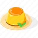 food, fruit, pudding icon