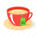 food, fruit, tea icon