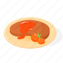 food, meat, steak icon