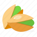food, nut, pistachio icon