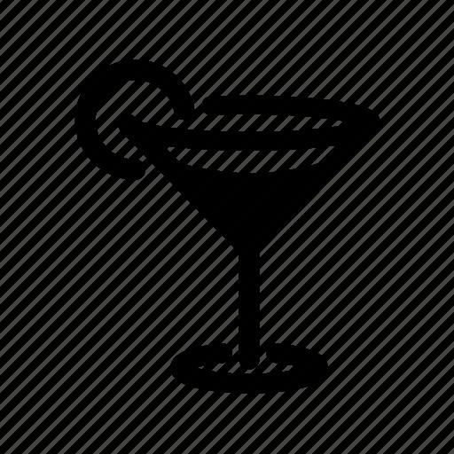 adult beverage, alcohol, bar, beverage, cocktail, martini icon