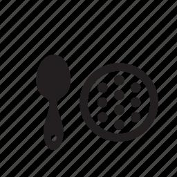 caviar, eat, eggs, fish, food icon