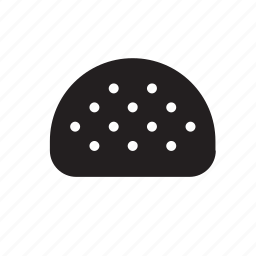 bread, empanada, food, pasty, pie, turnover icon