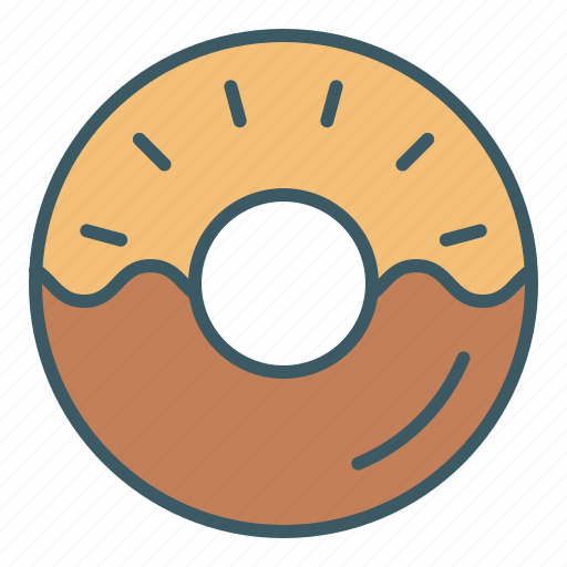 donut, eat, food, sweet icon