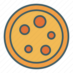 eat, food, pizza icon