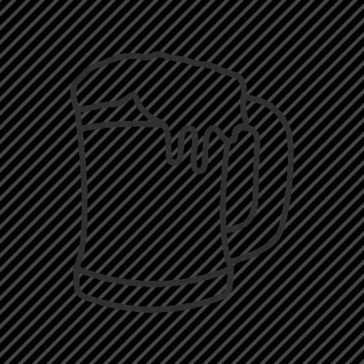 Beer, beer mug, celebration, holidays, mug, occasion, party icon - Download on Iconfinder