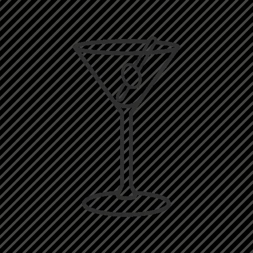 cocktail, cocktail glass, drinks, emoji, lady's drink, margarita, martini icon
