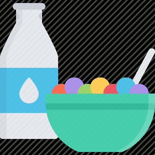 barbecue, cereals, drink, food, store, supermarket icon